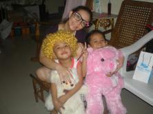 Having fun with the kiddos (Aug.'12)