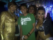 """Laviel's experience with the """"ladies"""" after their show at Koh Samui. (Sept.'12)"""