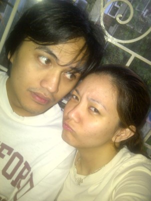 """We got stuck at home after the """"Habagat"""" rains. (Aug.'12)"""