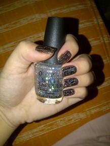 DIY nail polish.