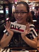 DIY chocolates from Jemi.