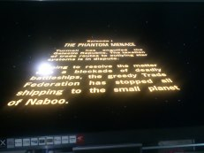 FInally watched the Star Wars movies!