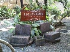 Light of Love visit with Kredz and Laviel. (Aug.'12)