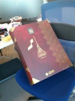 Big book of stuff for the Qatar National Day. (Dec.'12)