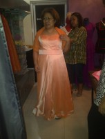 First fitting of my Mom. (Aug.'12)