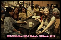 Meet up with Girl Talk 2012 Brides at Dubai. (Mar.'12)