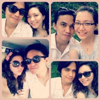 With my Lav. (Mar.'12)