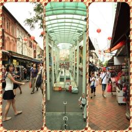 Chinatown, Singapore. (Mar.'12)