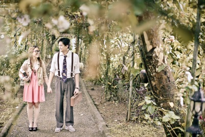 Engagement photo session with BlacktieProject at Balai Indang. (Aug.'12)