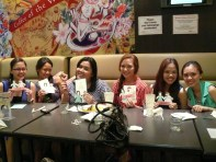 My 3rd Bridal dinner with college buddies. (Aug.'12)